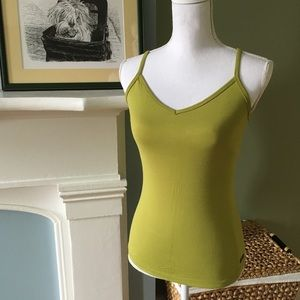 Athleta Apple Green Tank — So Cute!